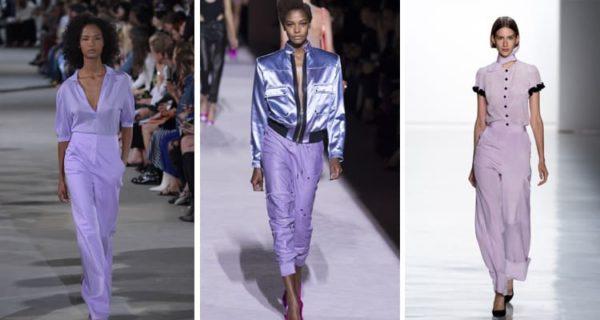Nieuwe modekleur 'paars': iets voor jou?