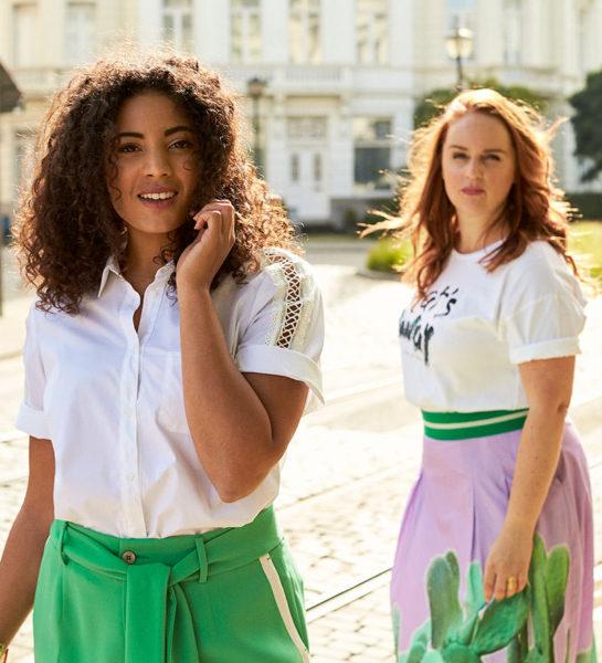 Trendy kleding voor maat 44+: wie zoekt die vindt