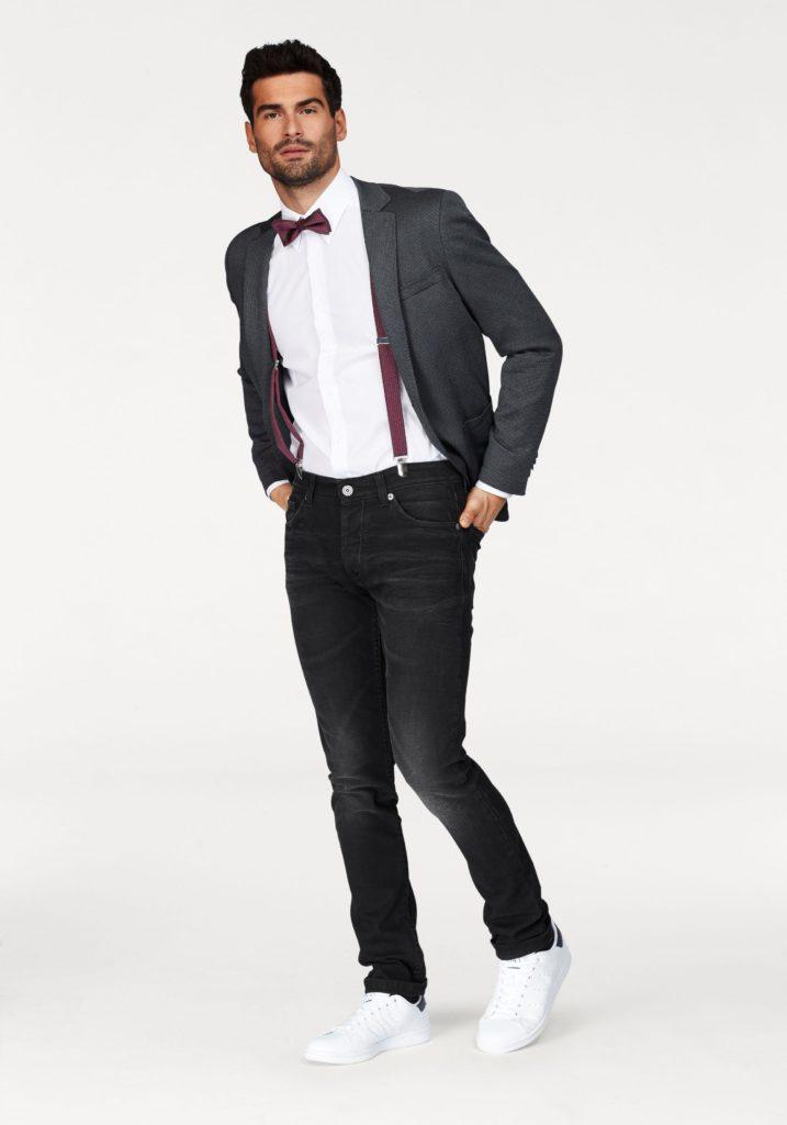 De (feest)kleding maakt de man